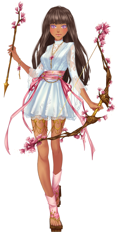 Cherry Tree Archer