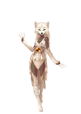 Wolf Druid 5