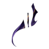 Peleryna Sweet Shinobi