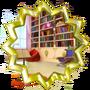 Biblioteca organizada