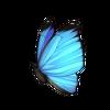 Lazurytowy motyl