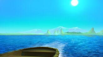 7Oddalone wybrzeże