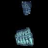 Buty Skeleton Witch 2