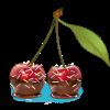 Kakaowe Wiśnie