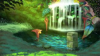 7Perłowy wodospad