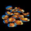 Pétales de Rose d'Or