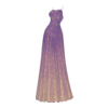 Sukienka bez rękawów Snow Lady 10