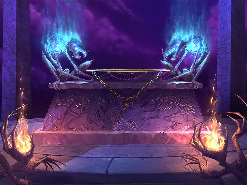 Altar Demoníaco
