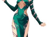 Snake Qipao