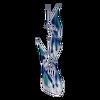 Buty Stained-Glass Widow 9