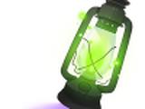 Luminária Esmeralda