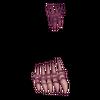 Buty skeleton witch 7