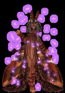Moth Lady9