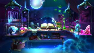 ANE Laboratorium Alchemii-noc