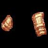 Ozdoba ręce Yeti's Hunter 11