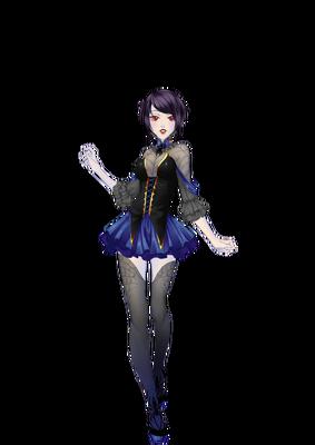 Black Widow Dark Blue