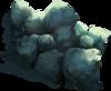 Tas de rochers
