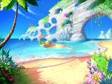 Praia dos Mascotes