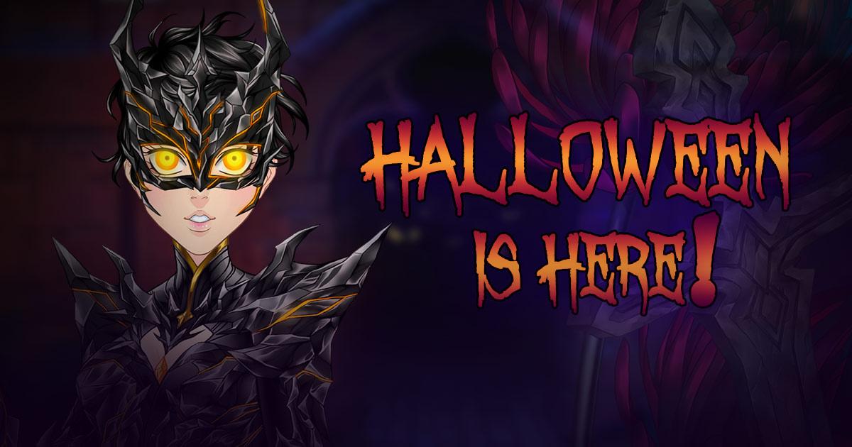Halloween 2018 Event