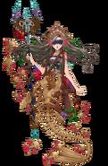 Gardienne Skel Mermaid