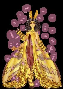 Moth Lady6