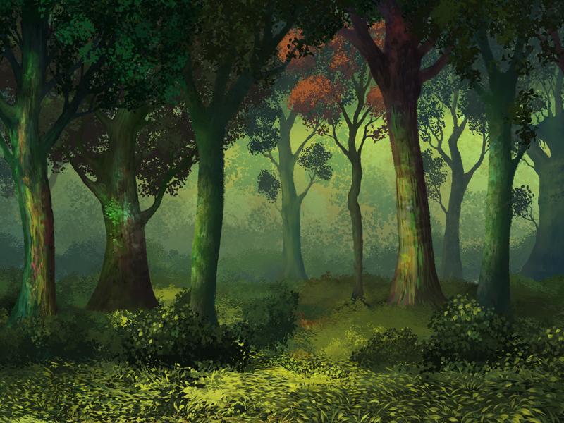 Bosque Rígido