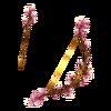 ŁUK I STRZAŁA cherry tree archer