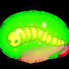 Świecąca gąsienica