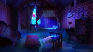 8Pokój Gardienne - Nevra - noc