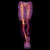 Rajstopy Skeleton Witch 5