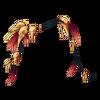 Pasek Skeleton Witch 3