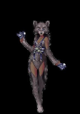 Wolf Druid 8