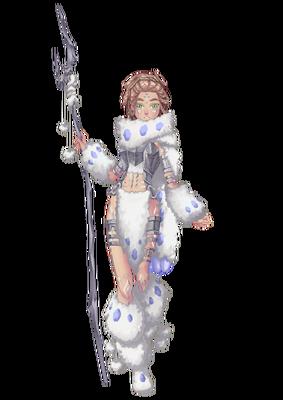 Yeti's Hunter 01