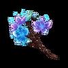 Kryształowe kwiaty
