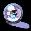 Bait Snow Globe
