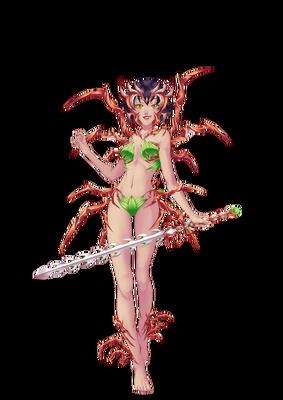 Queen Spider 5