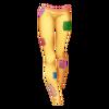 Spodnie Patchwork 10
