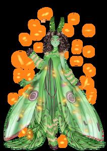 Moth Lady5