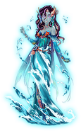 Gardienne Legend of Sea