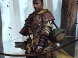 The Crimson Archer