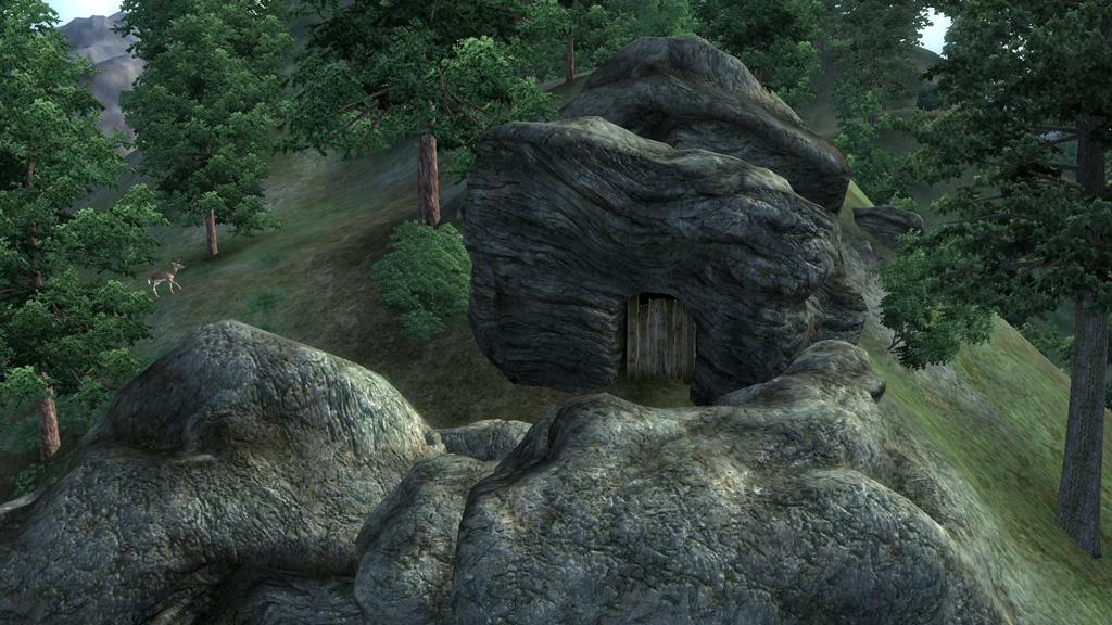 Arrowshaft Cavern