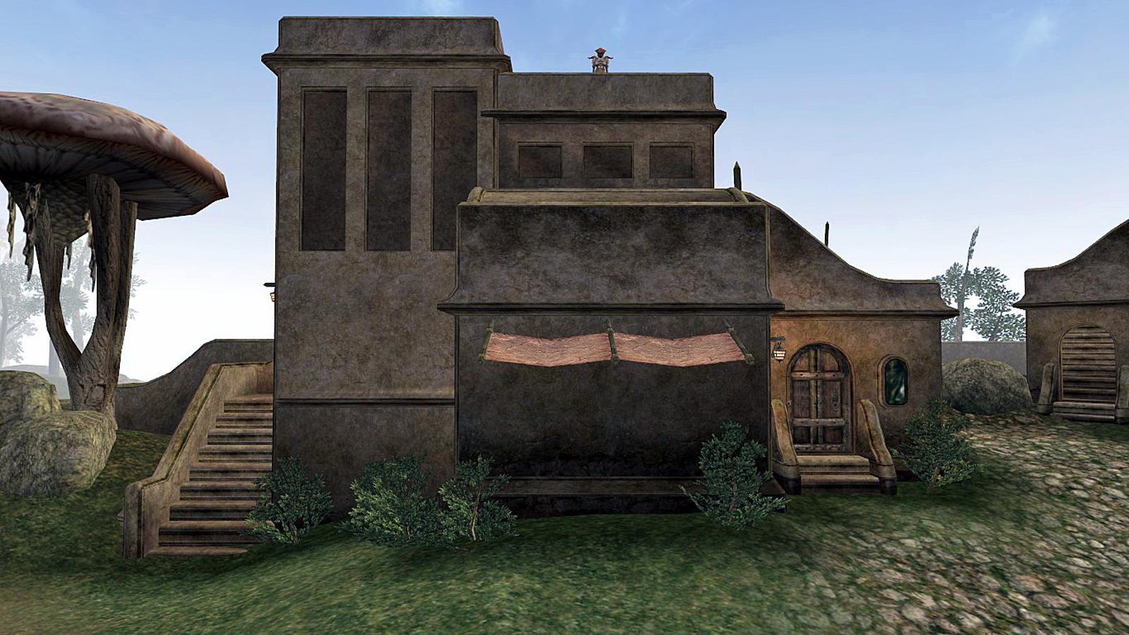 Dren Plantation, Guard House