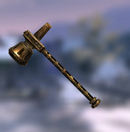 Dwarven Light Hammer