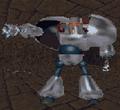 Iron Golem attacking