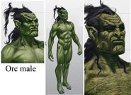 Orc Male
