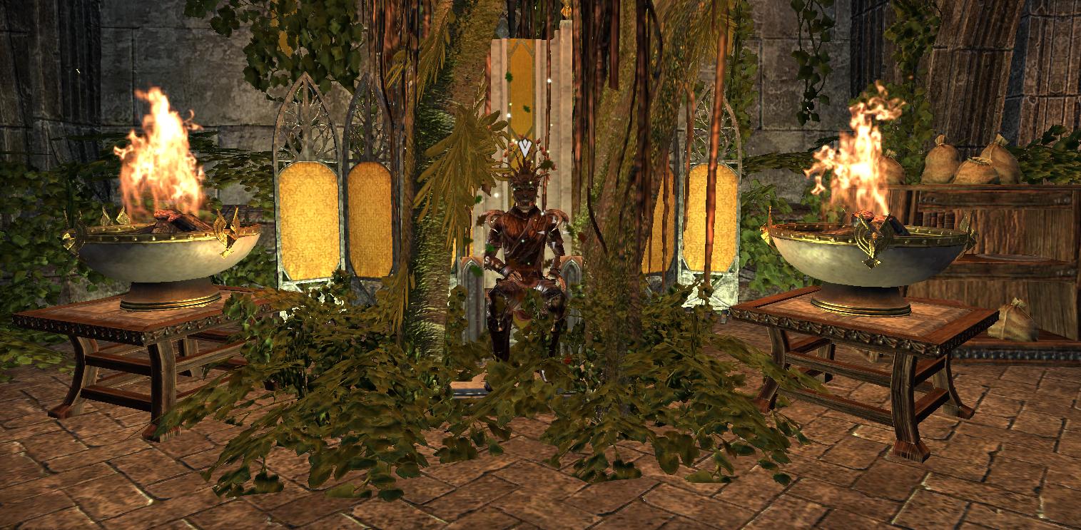 Throne of the Wilderking