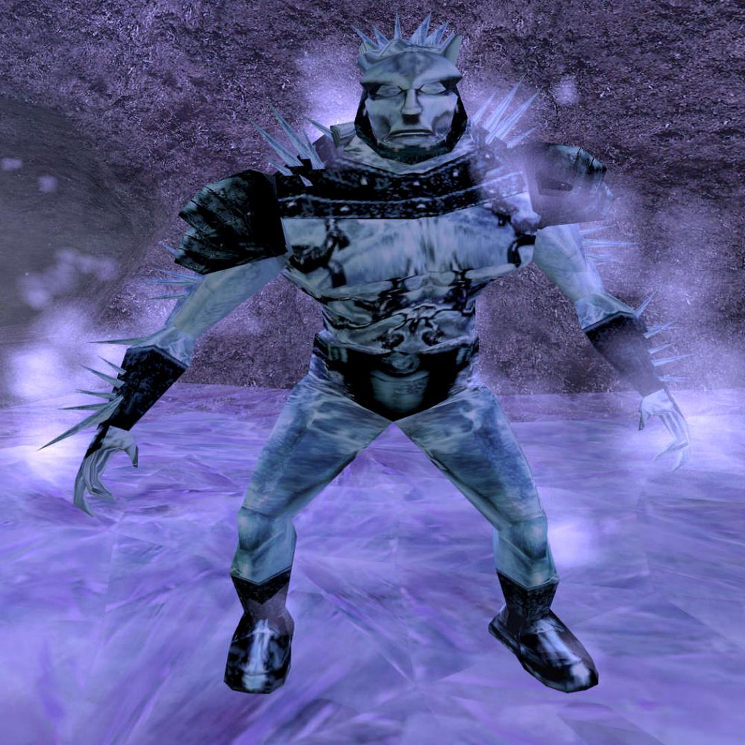Морозная соль (Morrowind)