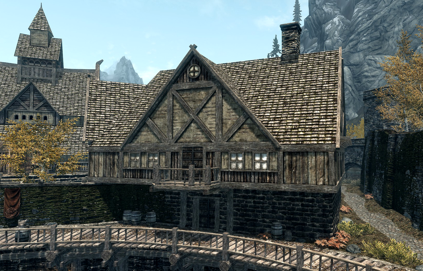 Black-Briar Manor