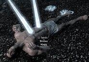 Skyrim Werebear(dead)
