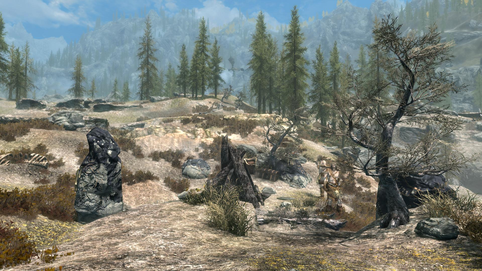 Лагерь Сломанная Нога